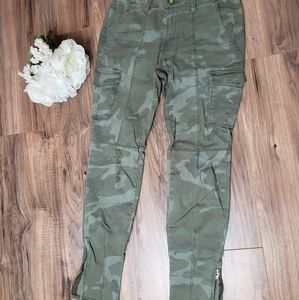 Zara Army skinny pants 💕